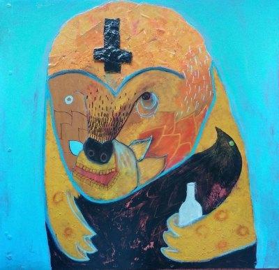 steve murison art, painting , aberdeen